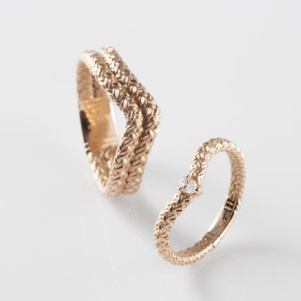 TC-ring-knot-rose-a|Dawn 良晨